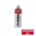 BOMBE PEINTURE acrylique 400ml BLANC DE TITANE
