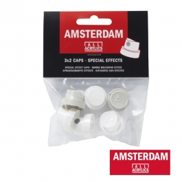 6 buses à effets AMSTERDAM
