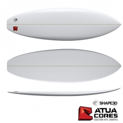 REDWOODPADDLE SUP SURF SOURCE 8'5 - PAIN PSE 3D