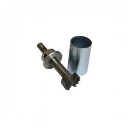 Fraise et tube acier pour plugs FCS X2