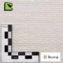 Fibre naturelle de lin blanchi UD 120g/m² largeur 1270mm