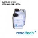 Kit 2.8kg Résines époxy 1070S clear - 1074 RESOLTECH