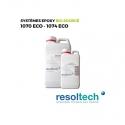 kit 2.7kg Résine époxy 1070ECO 1074ECO RESOLTECH