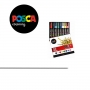 Boîte de 8 POSCA PC3M 1.5mm
