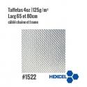 Tissu de verre Taffetas 125gr/m² larg 65-80cm - Hexcel 1522
