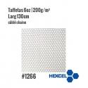 Tissu de verre Taffetas 200g/m² larg 130cm - Hexcel 1266
