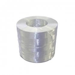 Mèche de fibres de verre en bobine