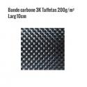 Tissu CARBONE Taffetas