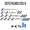 Constitution des sets plugs FCS II