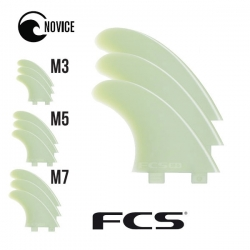 Dérives surf Dérives FCS M3, M5, M7 Glass Flex