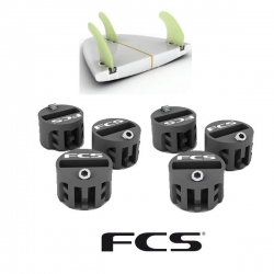 FCS I (X-2) - SET DE PLUGS EN TWIN - THRUSTER - QUAD