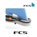 A l'unité - Boitier FCS II gris bleu jaune rouge