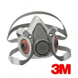 Demi masque 3M 6200 réutilisable