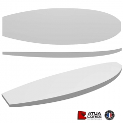 PAIN SURF STANDARD 6'9 BIG BOY POLYSTYRENE ATUA