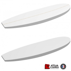 PAIN STANDARD PSE SHORTBOARD 7'2 MIME LATTE