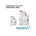 Kits résines époxy de glaçage 4000 CLEAR - 4005 RESOLTECH