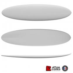 Pain polystyrène 2D ou 3D Atua modèle MIDLENGHT EGG 7'2 / 7'4 / 7'6