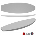 Pains polyvalent 6'0 SF Shortboard polystyrène