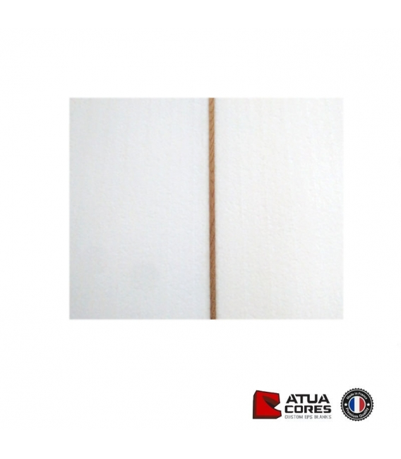 Latte centrale - Red Cedar / Balsa / Paulownia / autres essences