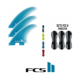 PACK DERIVES FCS II CARVER GF THRUSTER ET BOITIERS