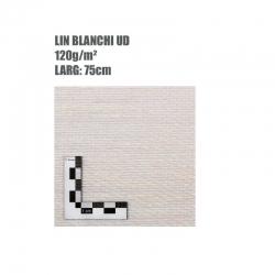 Tissu de lin AMPLITEX SURF UD 120gr