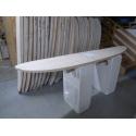 Pain LB 9'3 en bois BALSA à shaper