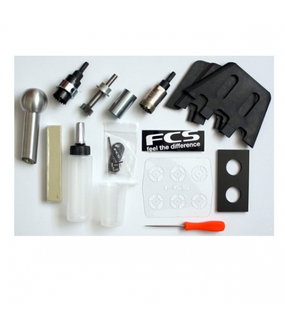 Kit complet pour pose plugs FCS X-2