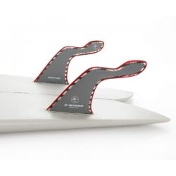 S-Wings Twin 520 Rouge Carbone