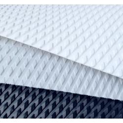 Pad EVA 160x50cm blanc, noir et gris non autocollant ou à coller