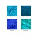 Pigments en poudre couleurs