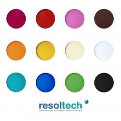 Pâtes pigmentaires époxy Résoltech