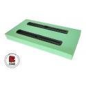 PACK PLATINE AIREX + 2 BOITIERS US box CHINOOK
