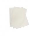 Feuille de papier de soie