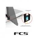 Dérives longboard surf FCS II LB Connect Glass Flex Soft FLex