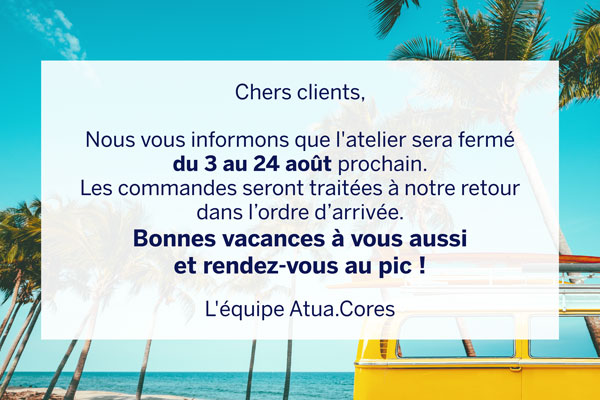 Pop up vacances estivales 2020