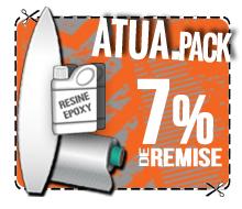 Atua Pack : bénéficiez de 7% de remise