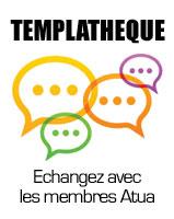 Templathèque Atua