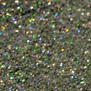 Paillette hologramme argent