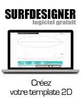 Créez vos templates 2D avec SURFDESIGNER